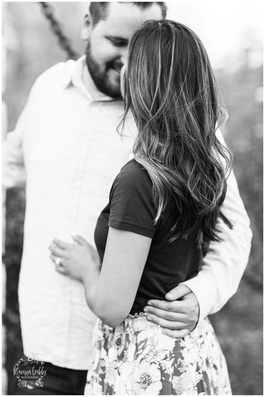 Leah & Michael Engagement | Loose Park Engagement Photos | KC Photographers | Marissa Cribbs Photography | KC Wedding Photographers_0803.jpg