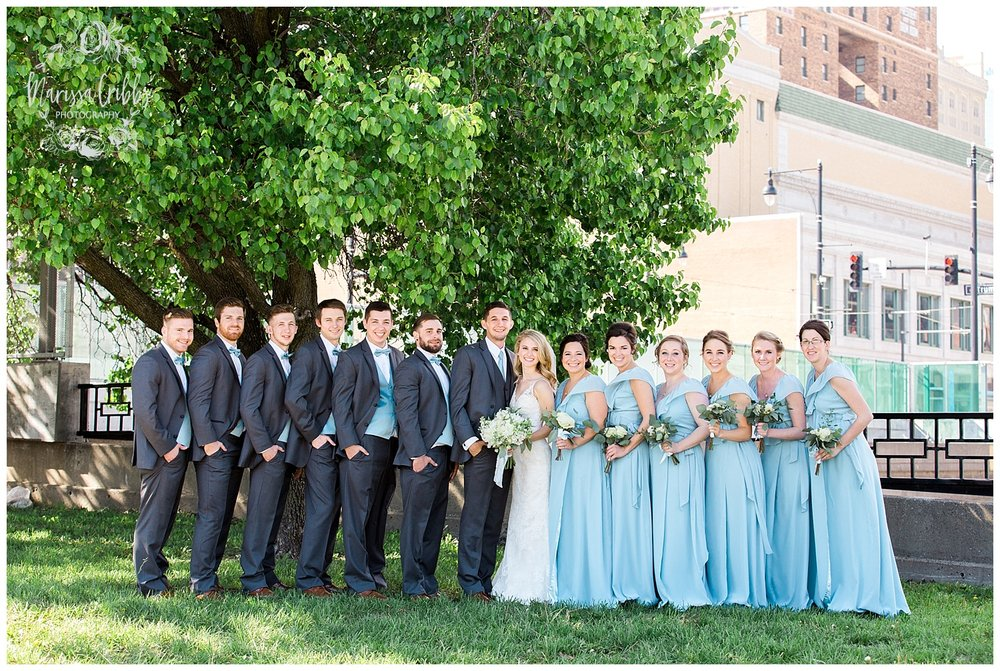 Maree & Corey | Berg Event Space Wedding | Kansas City Wedding Photos | KC Photographers | Marissa Cribbs Photography | KC Wedding Photographers_0907.jpg