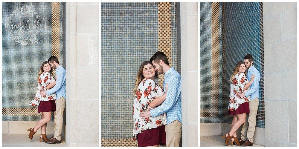 Dani & Michael | Liberty Memorial Engagement Photos | Marissa Cribbs Photography | KC Wedding Photographers_0976.jpg