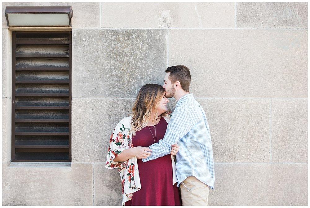Dani & Michael | Liberty Memorial Engagement Photos | Marissa Cribbs Photography | KC Wedding Photographers_0977.jpg