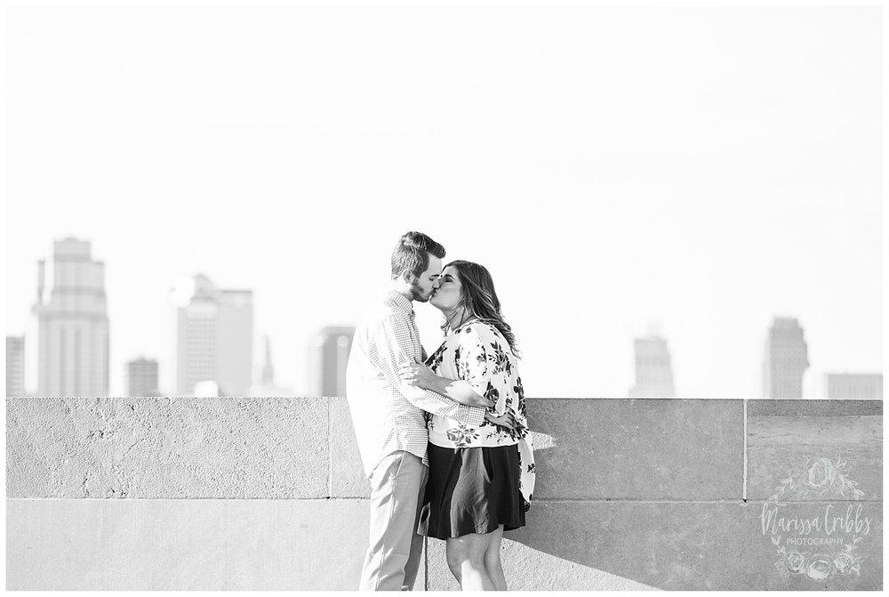 Dani & Michael | Liberty Memorial Engagement Photos | Marissa Cribbs Photography | KC Wedding Photographers_0983.jpg