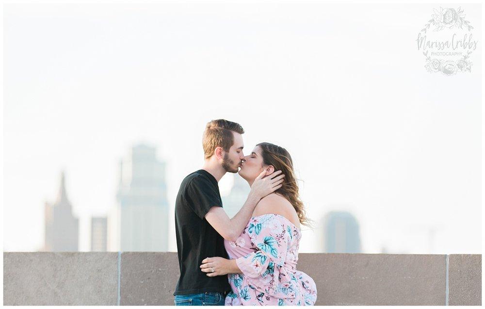 Dani & Michael | Liberty Memorial Engagement Photos | Marissa Cribbs Photography | KC Wedding Photographers_0990.jpg