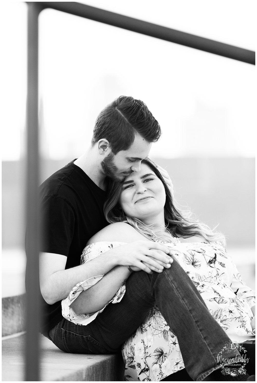 Dani & Michael | Liberty Memorial Engagement Photos | Marissa Cribbs Photography | KC Wedding Photographers_0989.jpg