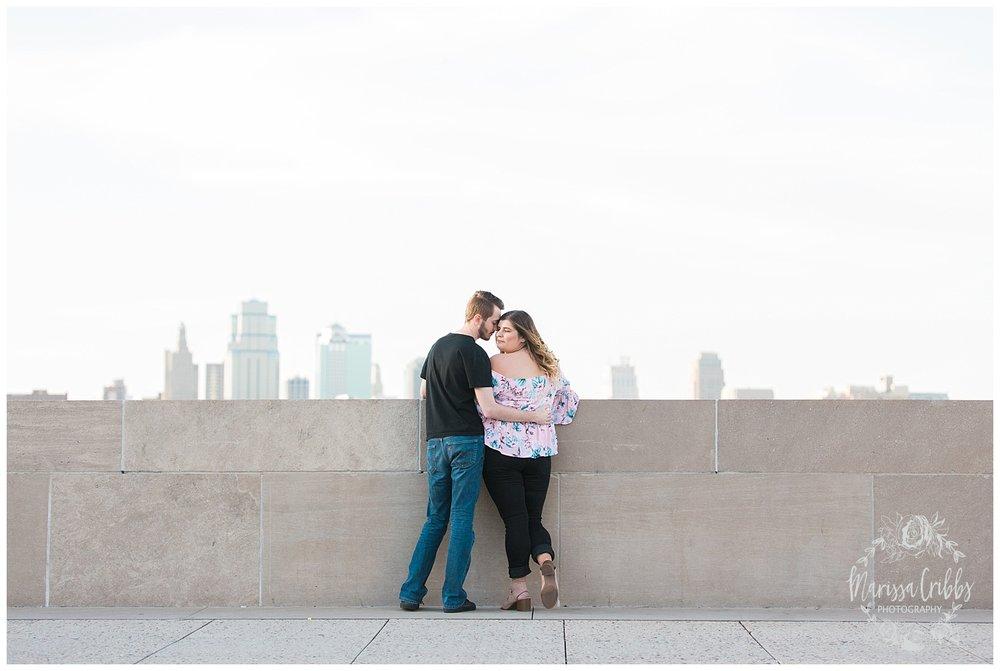 Dani & Michael | Liberty Memorial Engagement Photos | Marissa Cribbs Photography | KC Wedding Photographers_0992.jpg