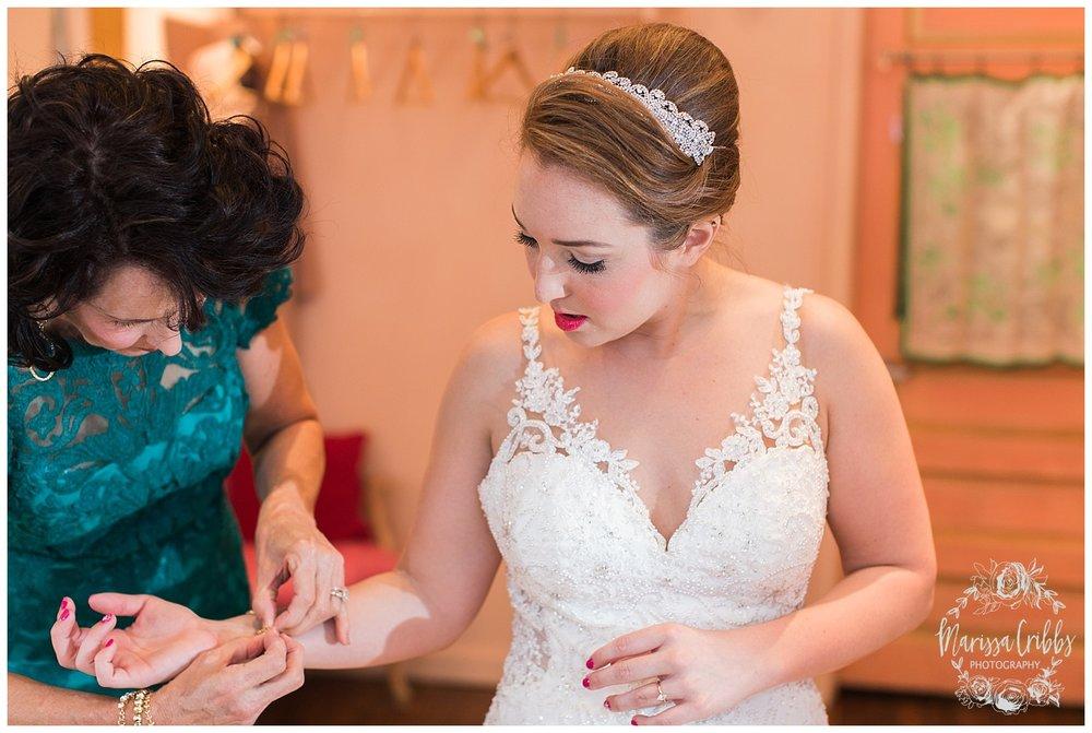 Bride & The Bauer Wedding | Hannah & Jeff | KC Wedding Photographers | Rainy Wedding Photos KC | Marissa Cribbs Photography_1013.jpg
