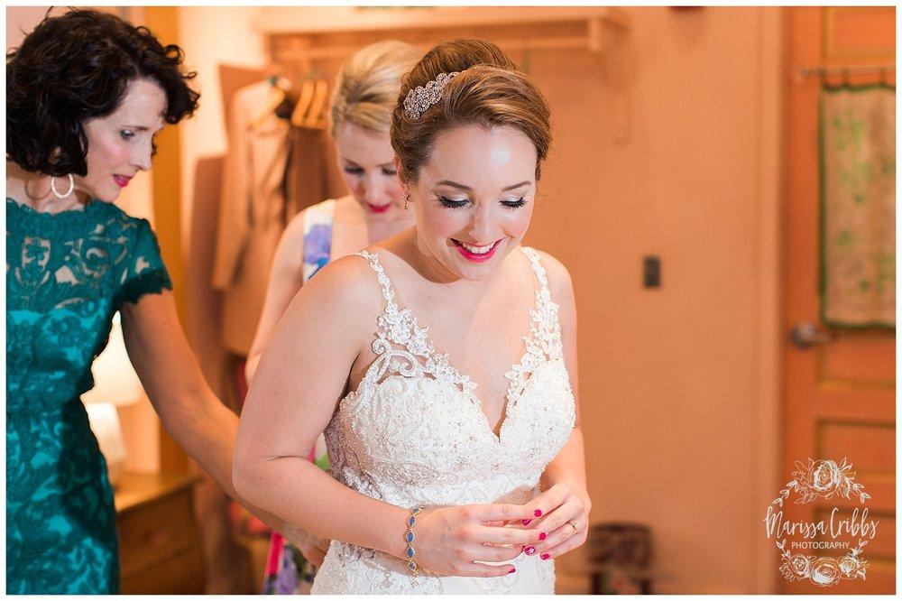 Bride & The Bauer Wedding | Hannah & Jeff | KC Wedding Photographers | Rainy Wedding Photos KC | Marissa Cribbs Photography_1017.jpg