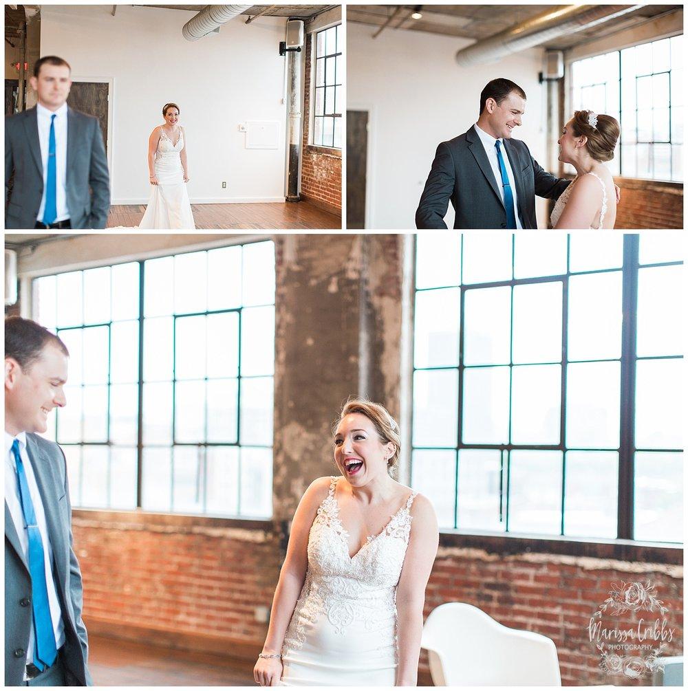 Bride & The Bauer Wedding | Hannah & Jeff | KC Wedding Photographers | Rainy Wedding Photos KC | Marissa Cribbs Photography_1025.jpg