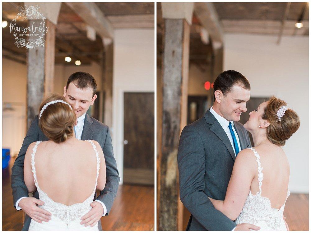 Bride & The Bauer Wedding | Hannah & Jeff | KC Wedding Photographers | Rainy Wedding Photos KC | Marissa Cribbs Photography_1026.jpg