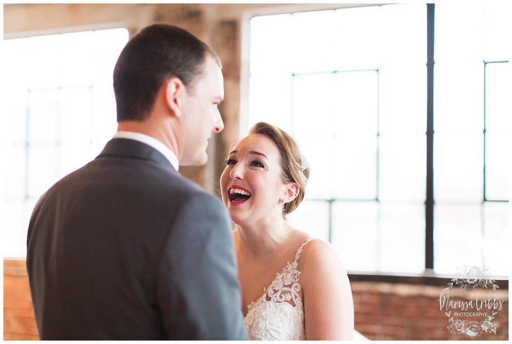 Bride & The Bauer Wedding | Hannah & Jeff | KC Wedding Photographers | Rainy Wedding Photos KC | Marissa Cribbs Photography_1027.jpg