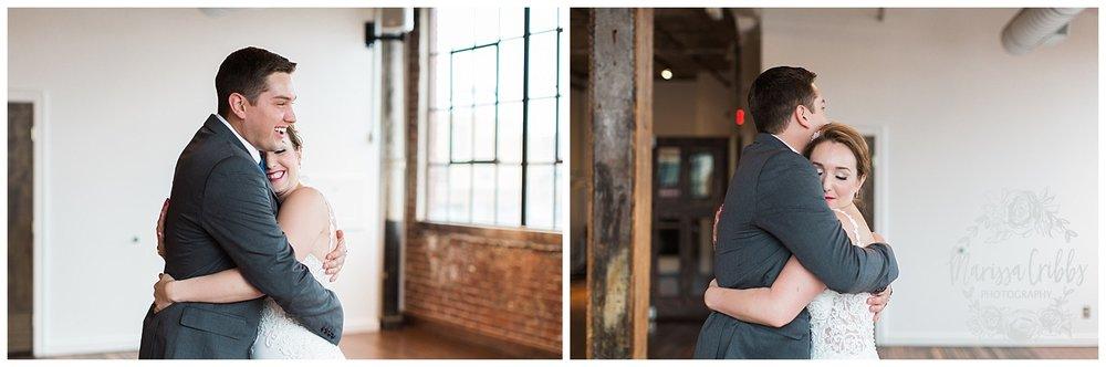 Bride & The Bauer Wedding | Hannah & Jeff | KC Wedding Photographers | Rainy Wedding Photos KC | Marissa Cribbs Photography_1030.jpg