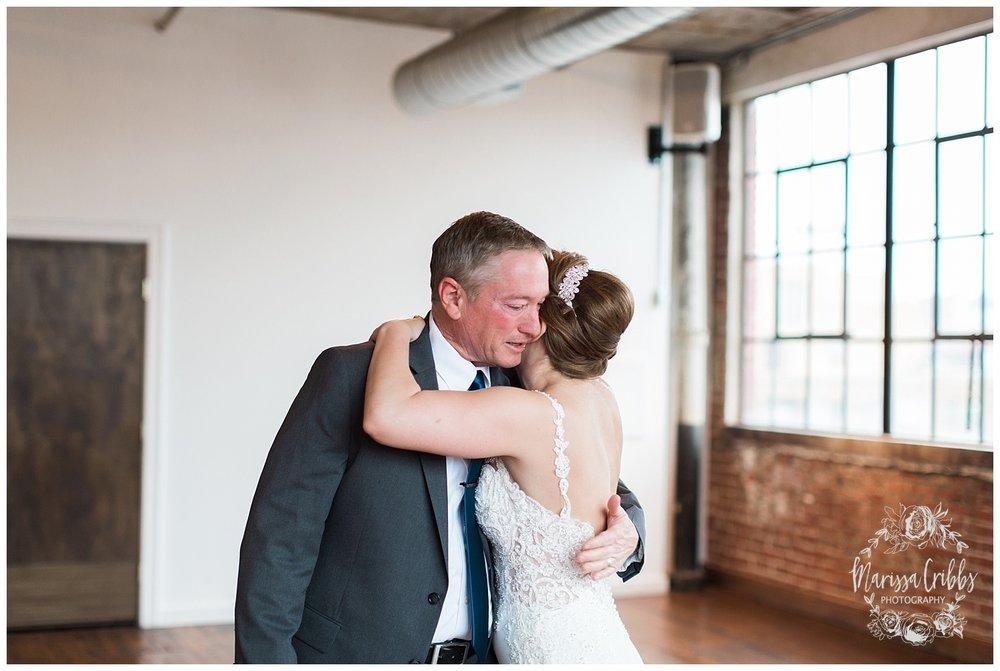 Bride & The Bauer Wedding | Hannah & Jeff | KC Wedding Photographers | Rainy Wedding Photos KC | Marissa Cribbs Photography_1029.jpg