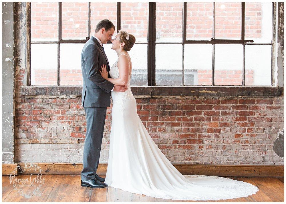 Bride & The Bauer Wedding | Hannah & Jeff | KC Wedding Photographers | Rainy Wedding Photos KC | Marissa Cribbs Photography_1032.jpg
