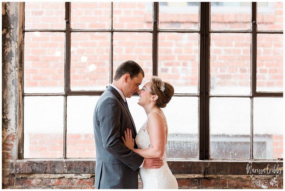 Bride & The Bauer Wedding | Hannah & Jeff | KC Wedding Photographers | Rainy Wedding Photos KC | Marissa Cribbs Photography_1033.jpg