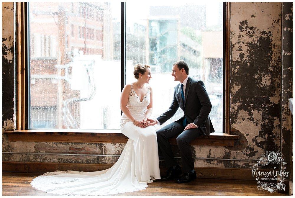 Bride & The Bauer Wedding | Hannah & Jeff | KC Wedding Photographers | Rainy Wedding Photos KC | Marissa Cribbs Photography_1034.jpg