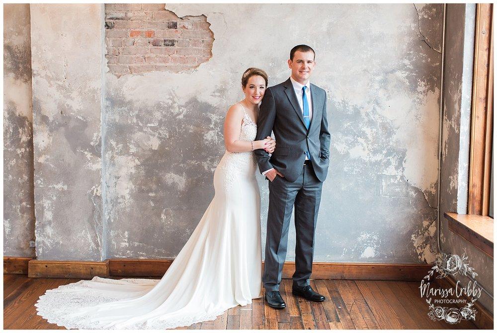 Bride & The Bauer Wedding | Hannah & Jeff | KC Wedding Photographers | Rainy Wedding Photos KC | Marissa Cribbs Photography_1036.jpg