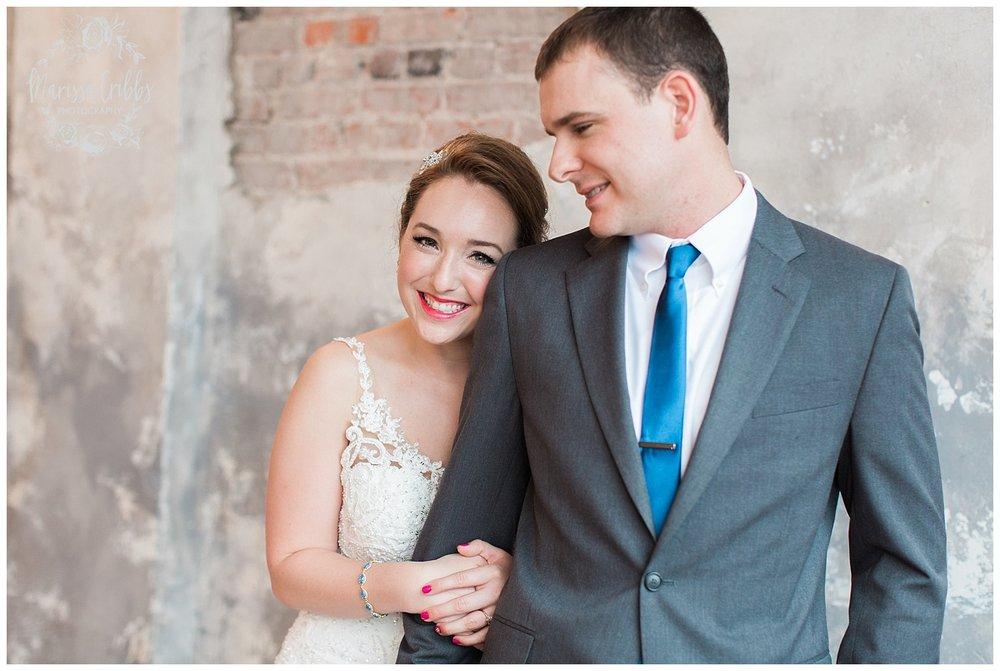 Bride & The Bauer Wedding | Hannah & Jeff | KC Wedding Photographers | Rainy Wedding Photos KC | Marissa Cribbs Photography_1037.jpg