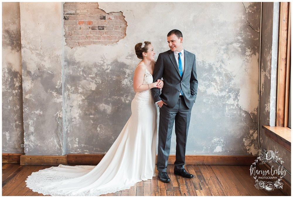 Bride & The Bauer Wedding | Hannah & Jeff | KC Wedding Photographers | Rainy Wedding Photos KC | Marissa Cribbs Photography_1039.jpg