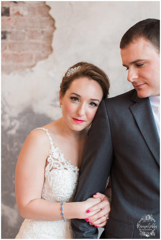 Bride & The Bauer Wedding | Hannah & Jeff | KC Wedding Photographers | Rainy Wedding Photos KC | Marissa Cribbs Photography_1038.jpg