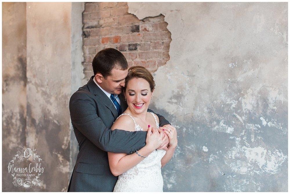 Bride & The Bauer Wedding | Hannah & Jeff | KC Wedding Photographers | Rainy Wedding Photos KC | Marissa Cribbs Photography_1040.jpg