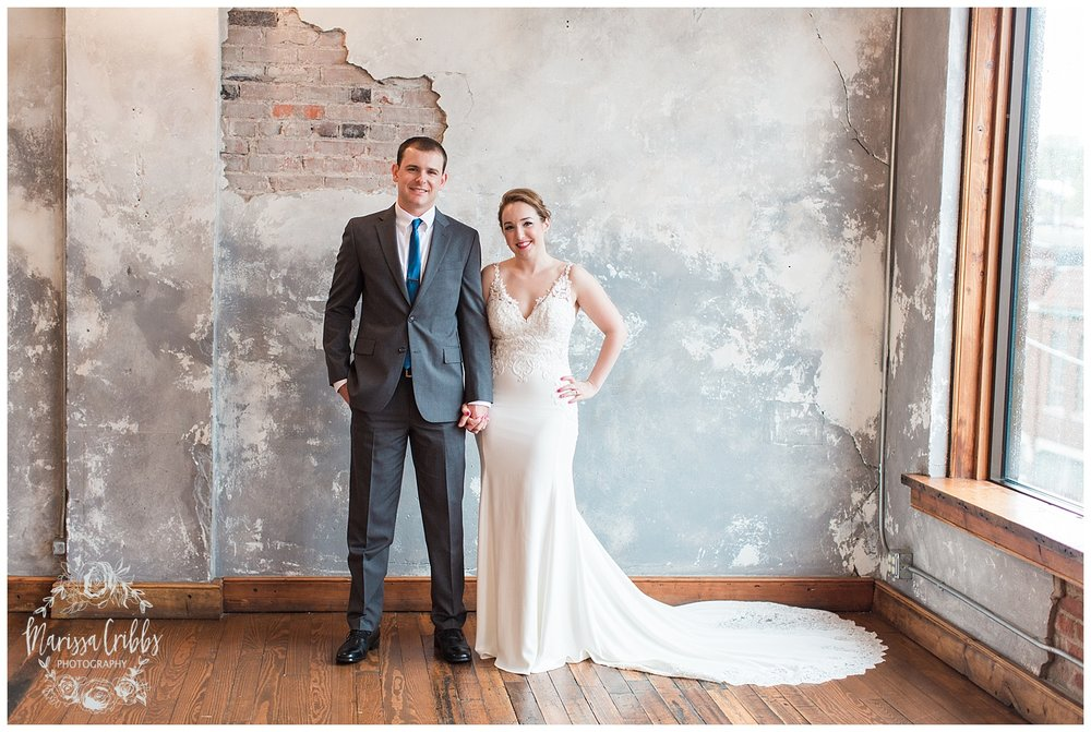 Bride & The Bauer Wedding | Hannah & Jeff | KC Wedding Photographers | Rainy Wedding Photos KC | Marissa Cribbs Photography_1041.jpg