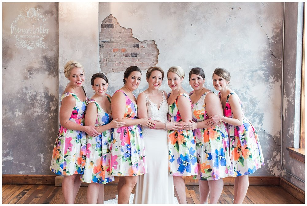 Bride & The Bauer Wedding | Hannah & Jeff | KC Wedding Photographers | Rainy Wedding Photos KC | Marissa Cribbs Photography_1053.jpg