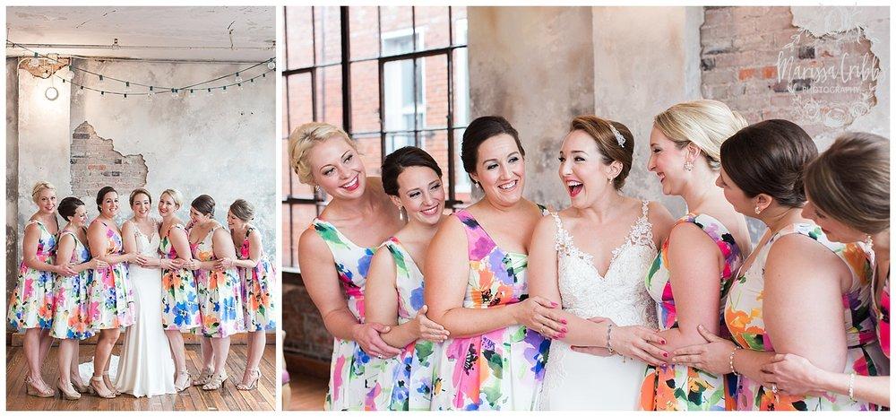 Bride & The Bauer Wedding | Hannah & Jeff | KC Wedding Photographers | Rainy Wedding Photos KC | Marissa Cribbs Photography_1055.jpg
