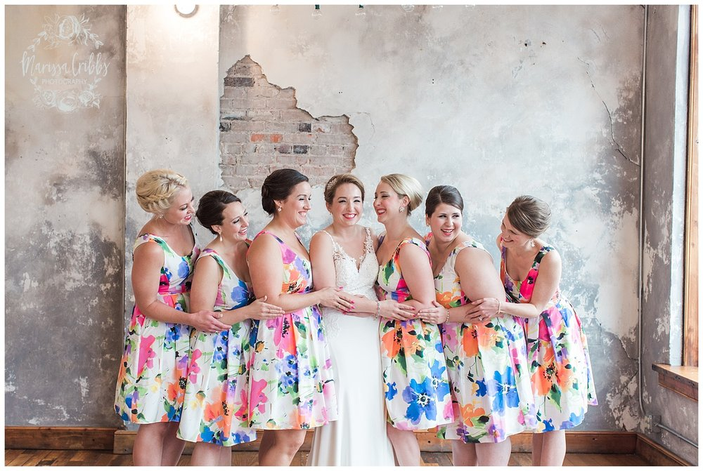 Bride & The Bauer Wedding | Hannah & Jeff | KC Wedding Photographers | Rainy Wedding Photos KC | Marissa Cribbs Photography_1054.jpg