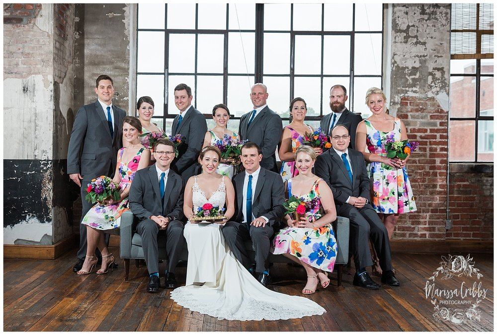 Bride & The Bauer Wedding | Hannah & Jeff | KC Wedding Photographers | Rainy Wedding Photos KC | Marissa Cribbs Photography_1060.jpg