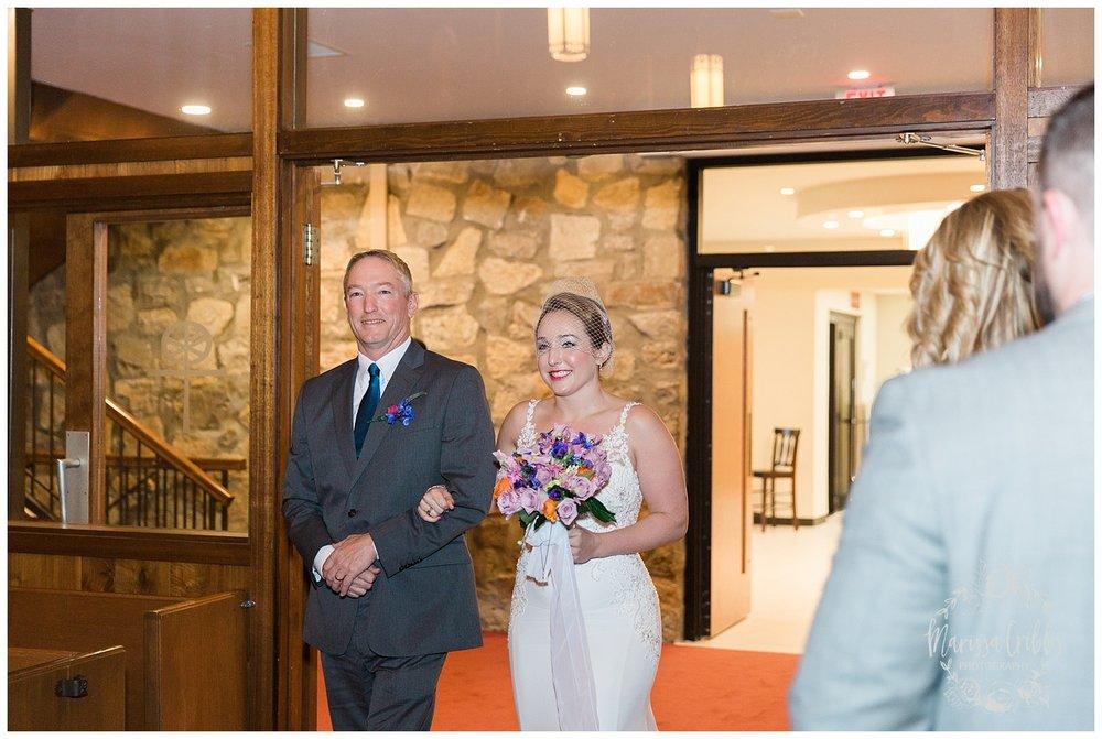 Bride & The Bauer Wedding | Hannah & Jeff | KC Wedding Photographers | Rainy Wedding Photos KC | Marissa Cribbs Photography_1067.jpg