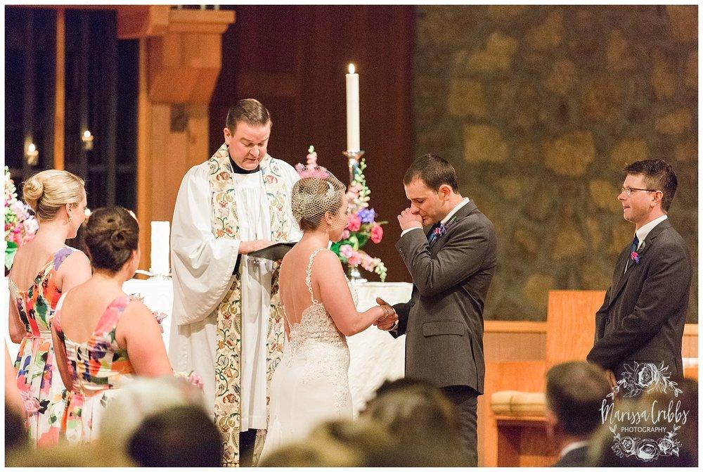 Bride & The Bauer Wedding | Hannah & Jeff | KC Wedding Photographers | Rainy Wedding Photos KC | Marissa Cribbs Photography_1073.jpg