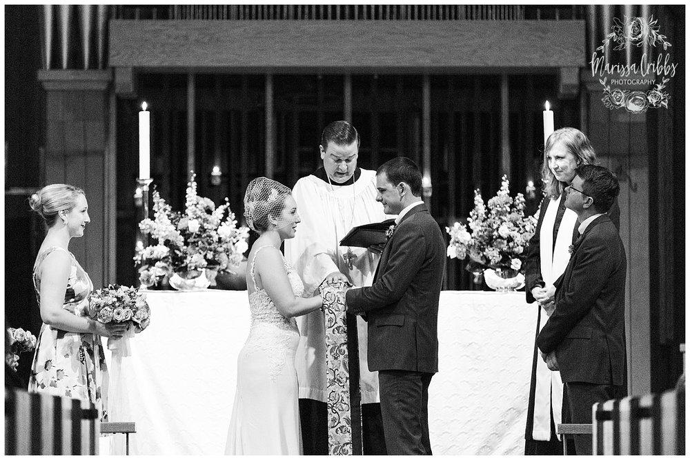 Bride & The Bauer Wedding | Hannah & Jeff | KC Wedding Photographers | Rainy Wedding Photos KC | Marissa Cribbs Photography_1075.jpg