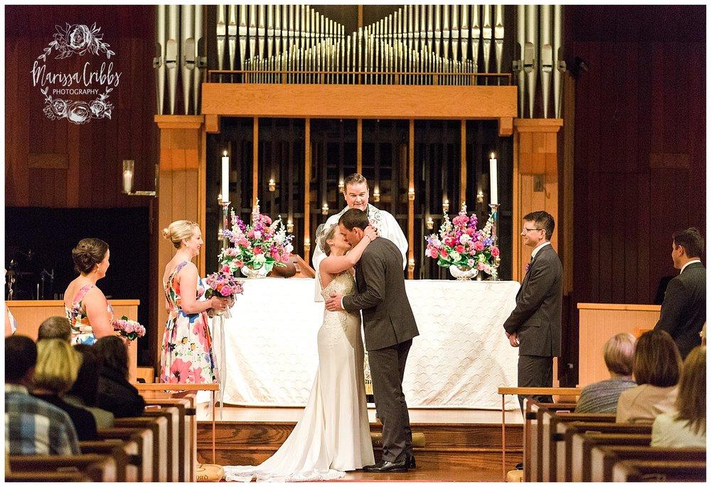 Bride & The Bauer Wedding | Hannah & Jeff | KC Wedding Photographers | Rainy Wedding Photos KC | Marissa Cribbs Photography_1077.jpg