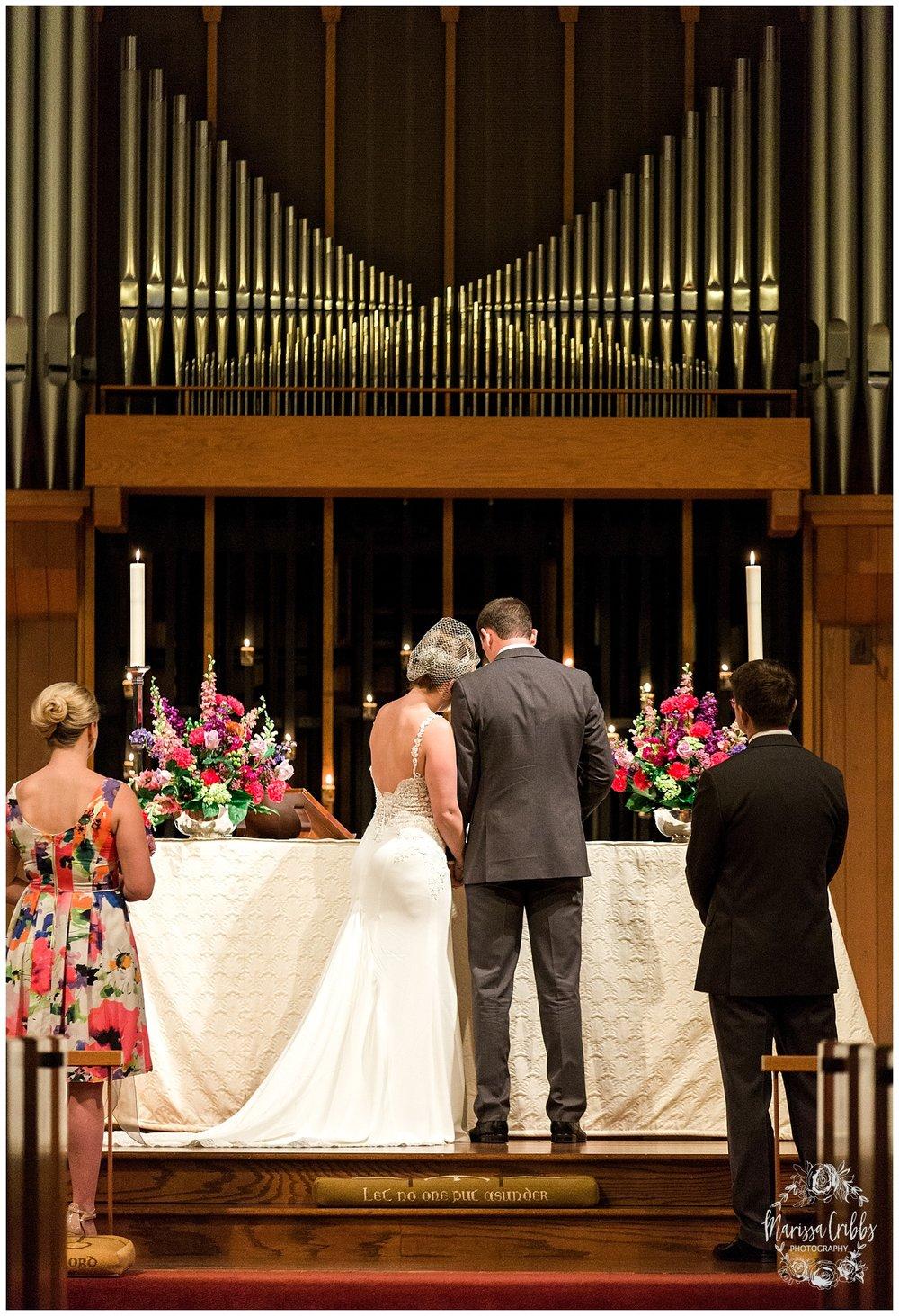 Bride & The Bauer Wedding | Hannah & Jeff | KC Wedding Photographers | Rainy Wedding Photos KC | Marissa Cribbs Photography_1076.jpg