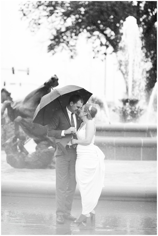 Bride & The Bauer Wedding | Hannah & Jeff | KC Wedding Photographers | Rainy Wedding Photos KC | Marissa Cribbs Photography_1084.jpg