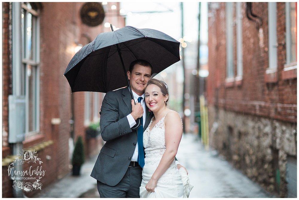 Bride & The Bauer Wedding | Hannah & Jeff | KC Wedding Photographers | Rainy Wedding Photos KC | Marissa Cribbs Photography_1093.jpg