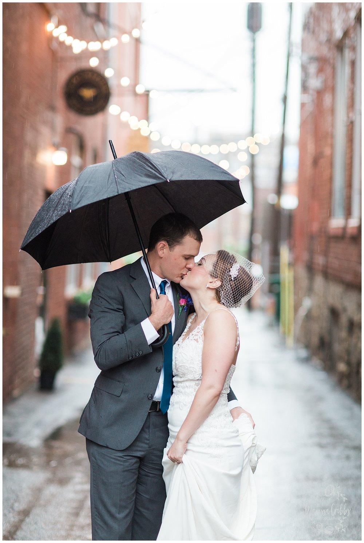 Bride & The Bauer Wedding | Hannah & Jeff | KC Wedding Photographers | Rainy Wedding Photos KC | Marissa Cribbs Photography_1095.jpg
