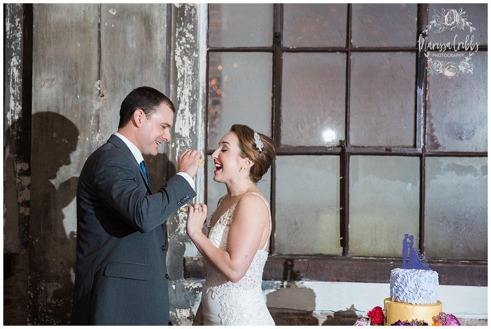 Bride & The Bauer Wedding | Hannah & Jeff | KC Wedding Photographers | Rainy Wedding Photos KC | Marissa Cribbs Photography_1109.jpg