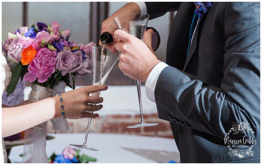 Bride & The Bauer Wedding | Hannah & Jeff | KC Wedding Photographers | Rainy Wedding Photos KC | Marissa Cribbs Photography_1112.jpg
