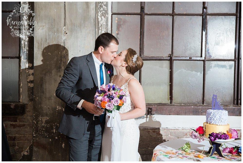 Bride & The Bauer Wedding | Hannah & Jeff | KC Wedding Photographers | Rainy Wedding Photos KC | Marissa Cribbs Photography_1111.jpg
