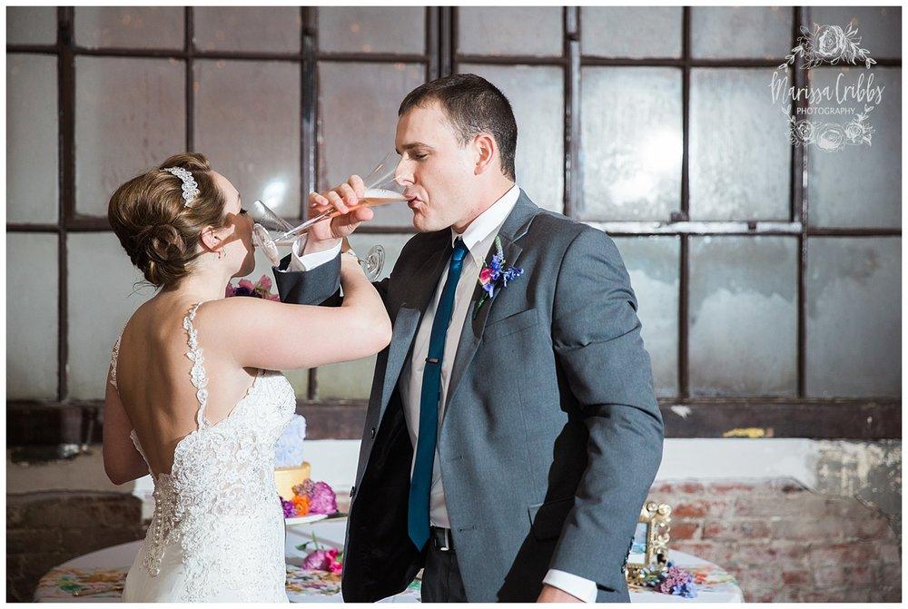 Bride & The Bauer Wedding | Hannah & Jeff | KC Wedding Photographers | Rainy Wedding Photos KC | Marissa Cribbs Photography_1113.jpg