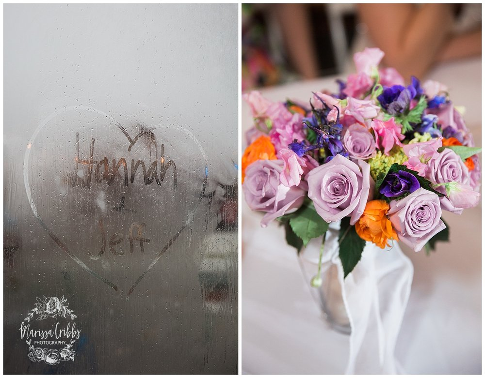 Bride & The Bauer Wedding | Hannah & Jeff | KC Wedding Photographers | Rainy Wedding Photos KC | Marissa Cribbs Photography_1114.jpg