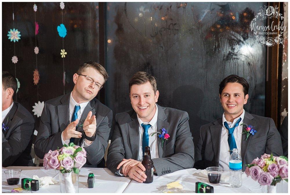 Bride & The Bauer Wedding | Hannah & Jeff | KC Wedding Photographers | Rainy Wedding Photos KC | Marissa Cribbs Photography_1118.jpg