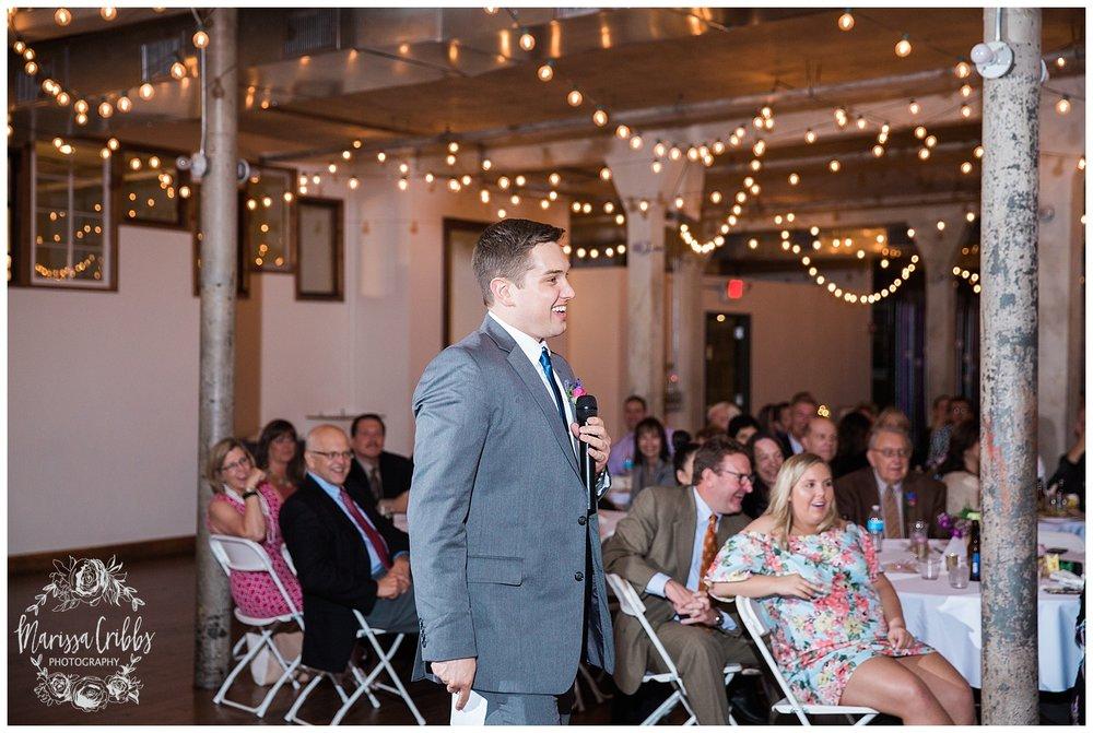 Bride & The Bauer Wedding | Hannah & Jeff | KC Wedding Photographers | Rainy Wedding Photos KC | Marissa Cribbs Photography_1123.jpg