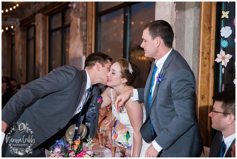 Bride & The Bauer Wedding | Hannah & Jeff | KC Wedding Photographers | Rainy Wedding Photos KC | Marissa Cribbs Photography_1124.jpg