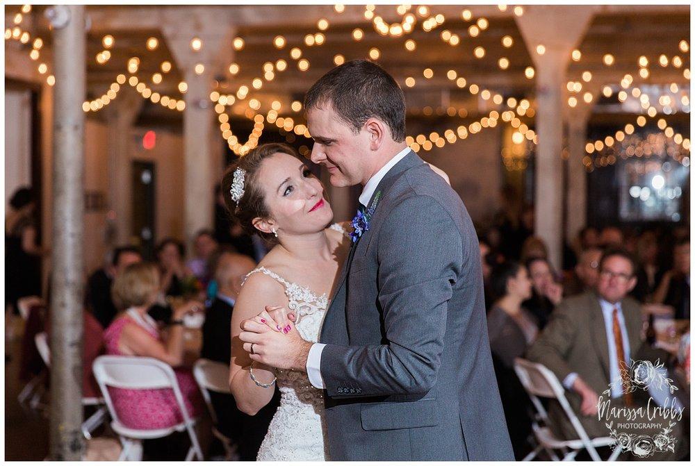 Bride & The Bauer Wedding | Hannah & Jeff | KC Wedding Photographers | Rainy Wedding Photos KC | Marissa Cribbs Photography_1131.jpg