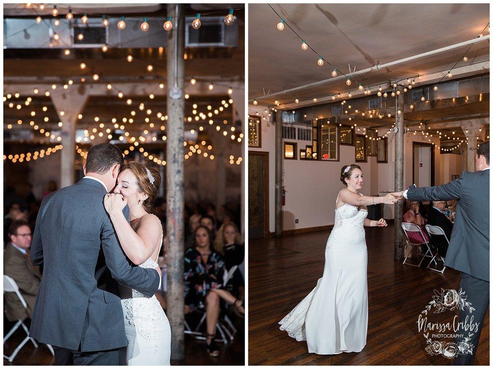 Bride & The Bauer Wedding | Hannah & Jeff | KC Wedding Photographers | Rainy Wedding Photos KC | Marissa Cribbs Photography_1132.jpg