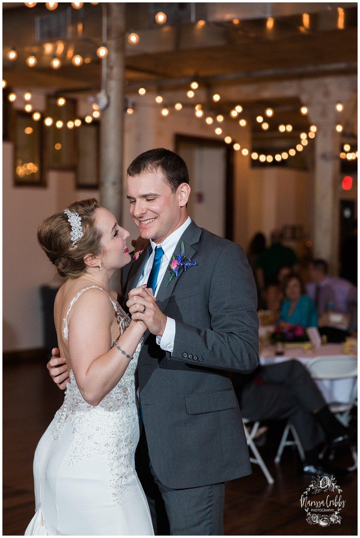 Bride & The Bauer Wedding | Hannah & Jeff | KC Wedding Photographers | Rainy Wedding Photos KC | Marissa Cribbs Photography_1133.jpg