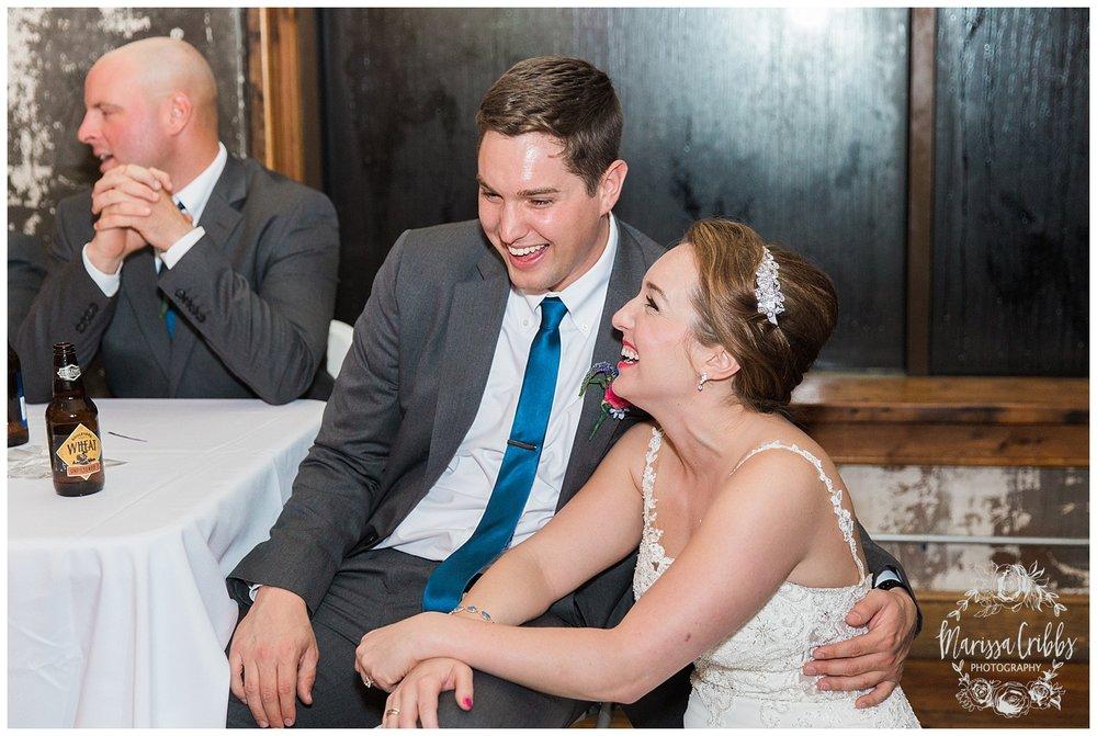 Bride & The Bauer Wedding | Hannah & Jeff | KC Wedding Photographers | Rainy Wedding Photos KC | Marissa Cribbs Photography_1136.jpg