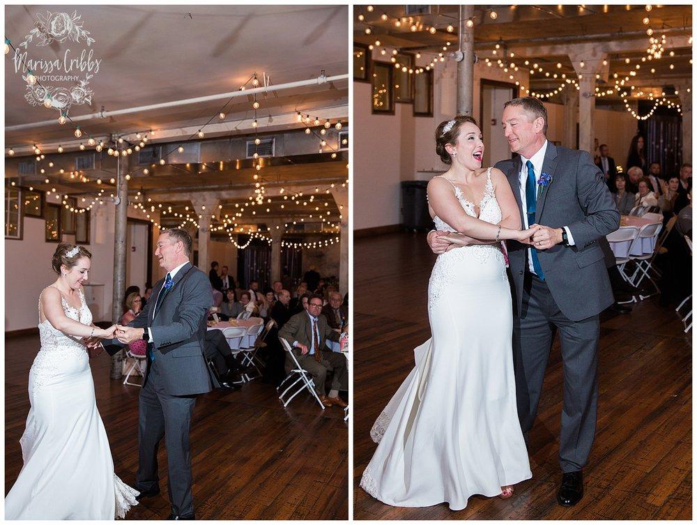 Bride & The Bauer Wedding | Hannah & Jeff | KC Wedding Photographers | Rainy Wedding Photos KC | Marissa Cribbs Photography_1137.jpg