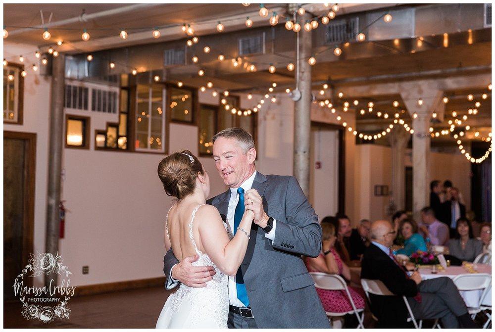 Bride & The Bauer Wedding | Hannah & Jeff | KC Wedding Photographers | Rainy Wedding Photos KC | Marissa Cribbs Photography_1138.jpg